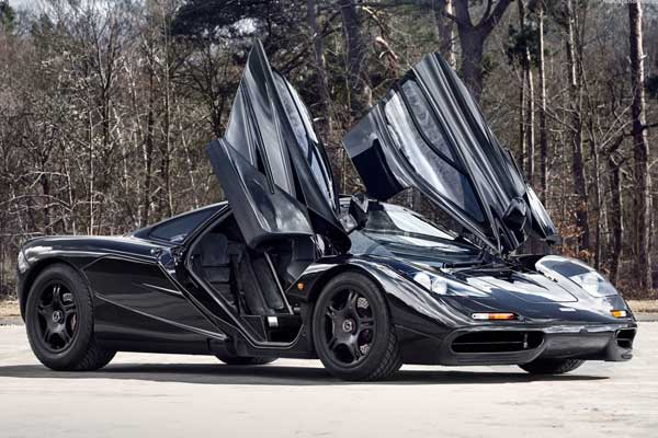 Mclaren to reinvent iconic F1 with new GT car
