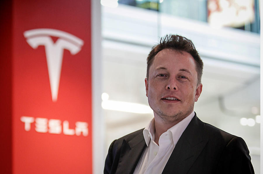 Compact SUV and pick-up part of Tesla's updated master plan