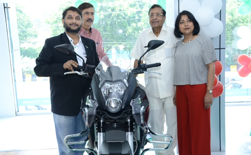 DSK Benelli opens new showroom in Jalandhar