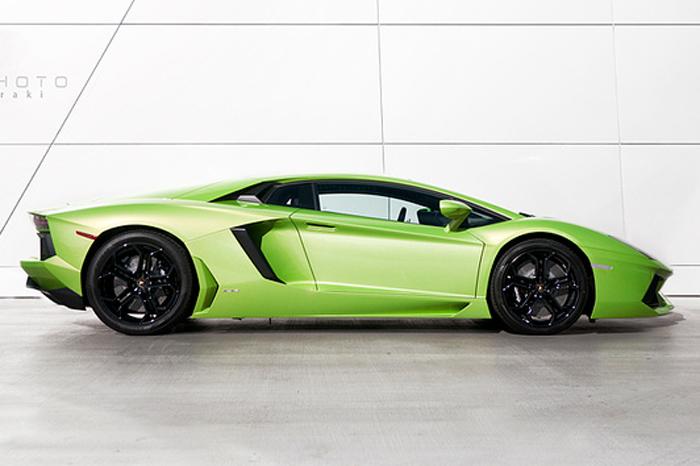 Lamborghini working on Aventador facelift