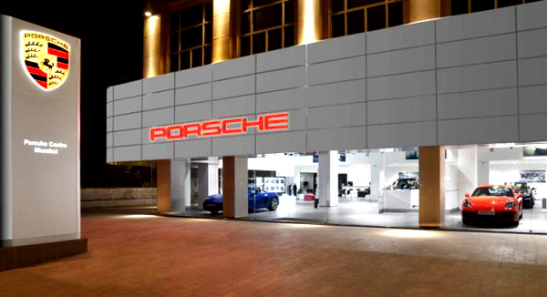 Porsche to expand network in India