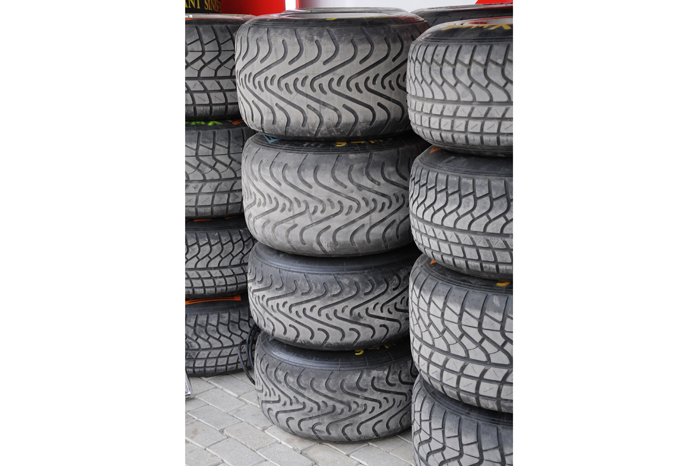 Pirelli's intermediate and wet tyres unlikely to come into play this weekend.