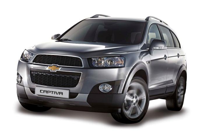 chevrolet captiva 2012 car gallery premium suvs autocar india. Black Bedroom Furniture Sets. Home Design Ideas