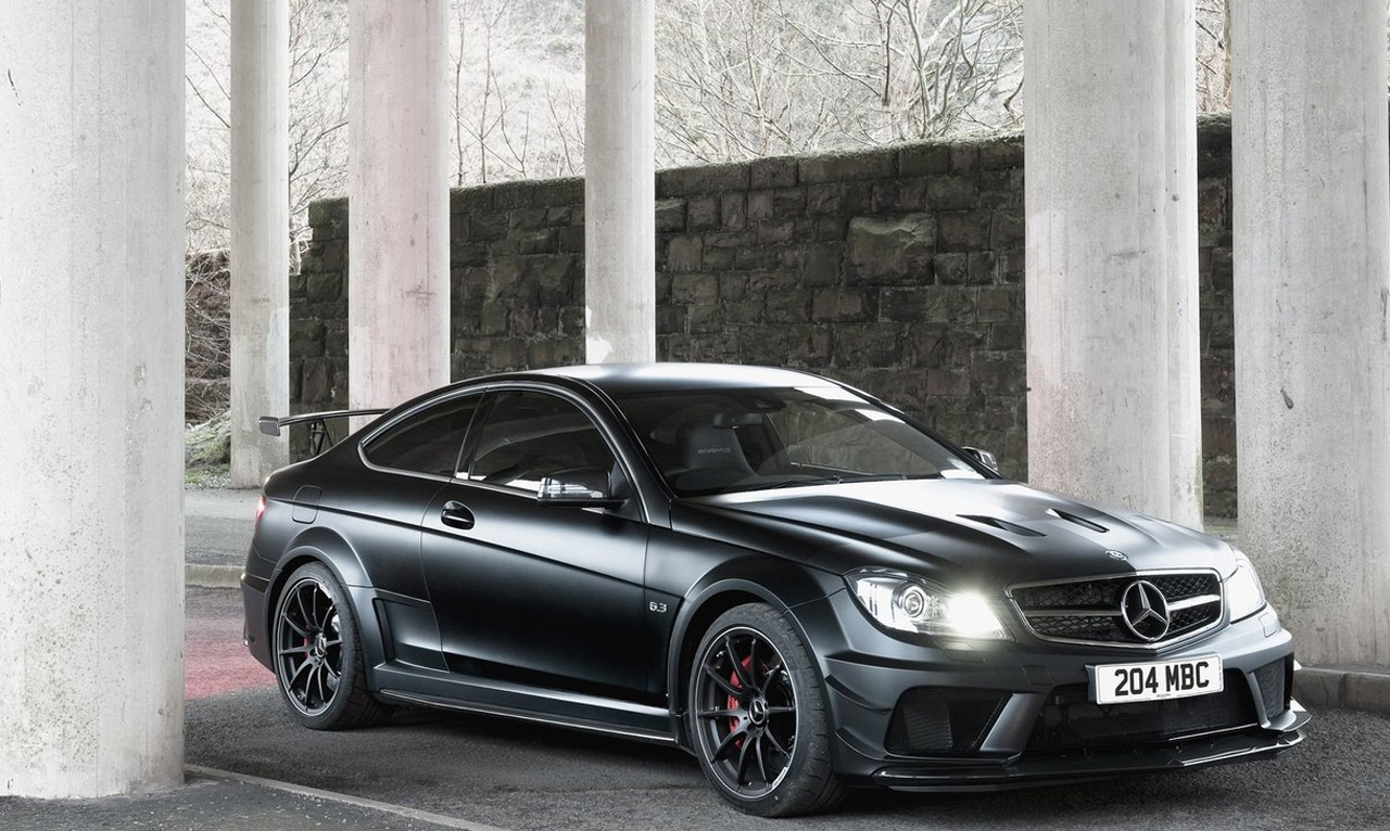 mercedes c63 amg coupe black series car gallery luxury sports cars - Mercedes Benz C63 Amg Black Series Wallpaper