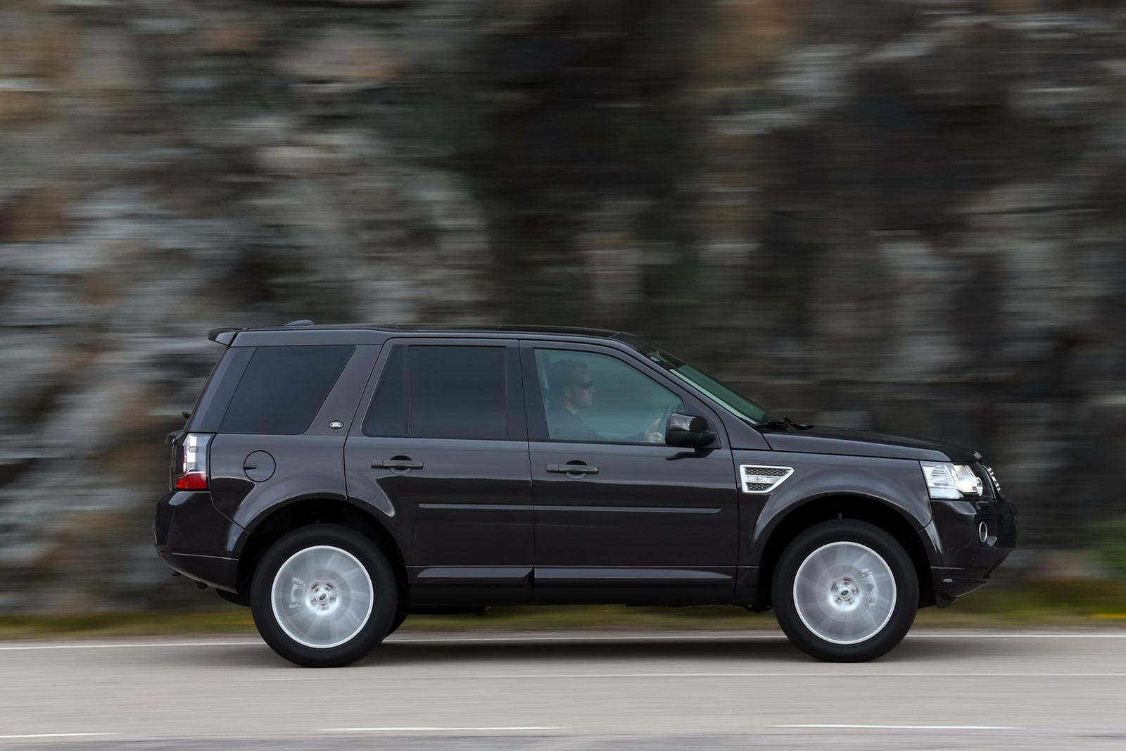 land rover freelander 2 facelift car gallery suv. Black Bedroom Furniture Sets. Home Design Ideas