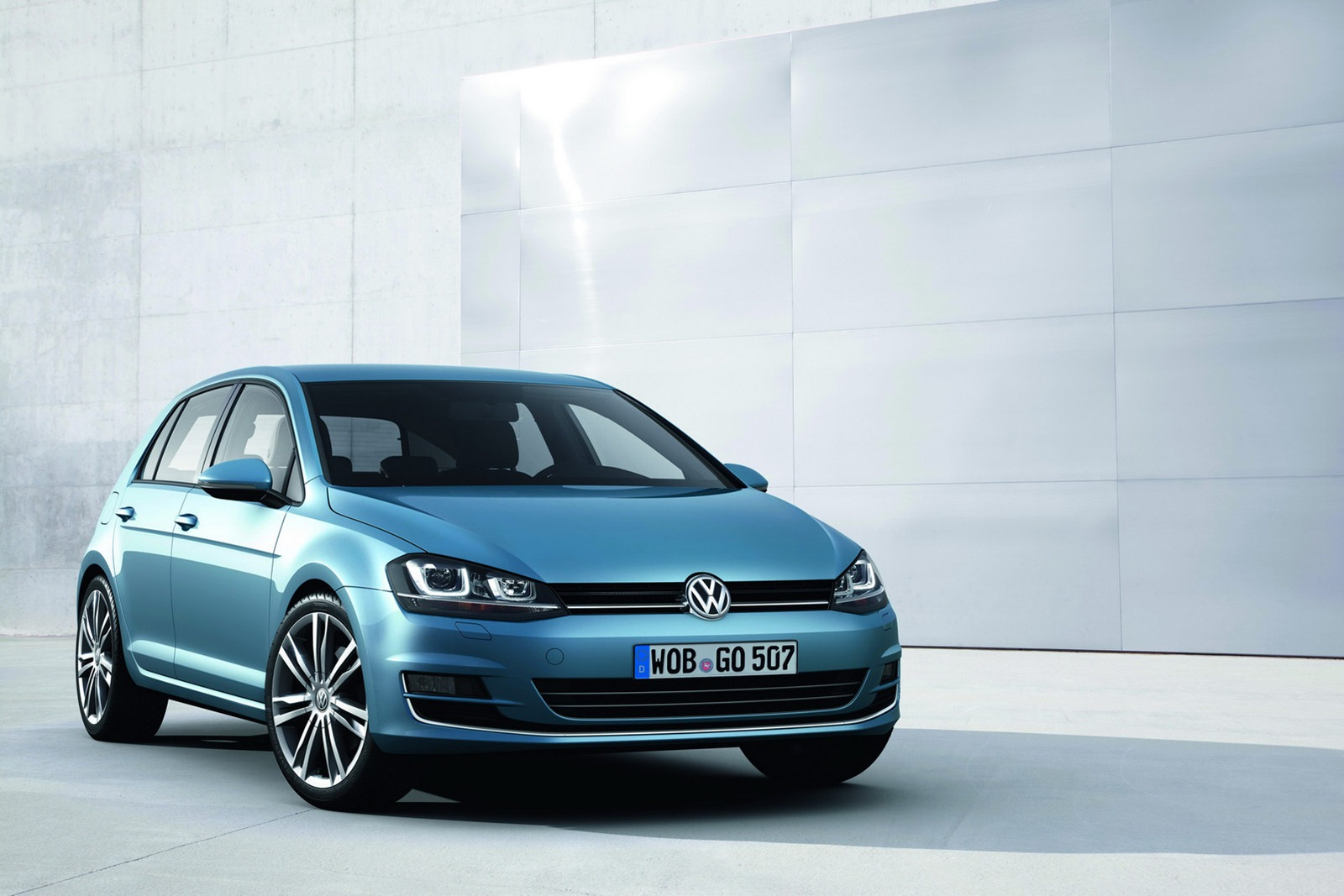 volkswagen golf vii car gallery premium hatchbacks autocar india. Black Bedroom Furniture Sets. Home Design Ideas