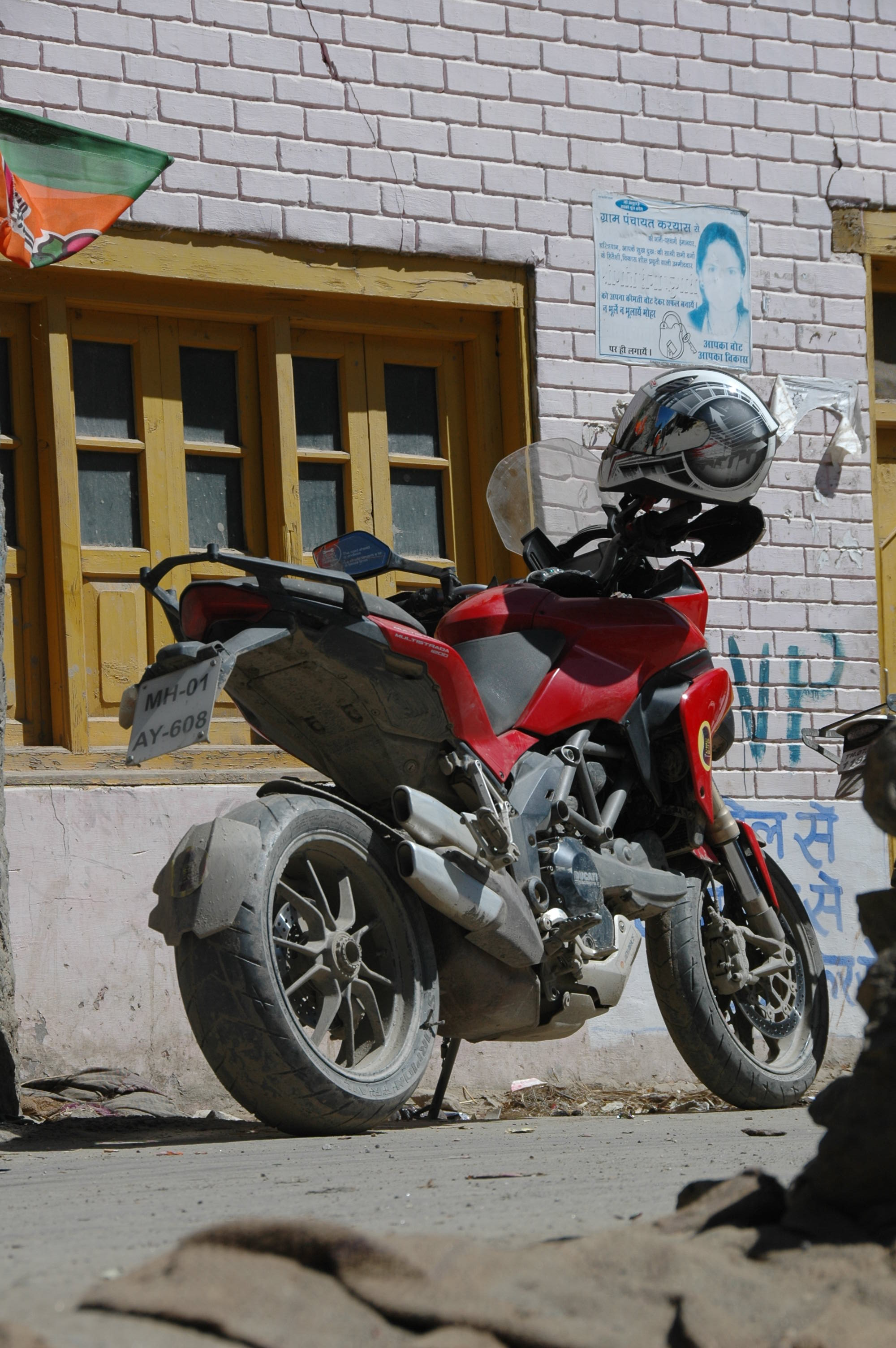 Ducati Showroom Mumbai Worli