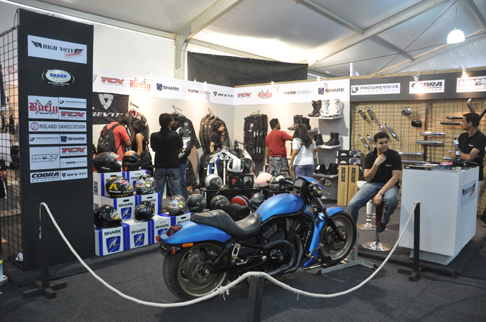The India Bike Week had on offer everything a biker needs.