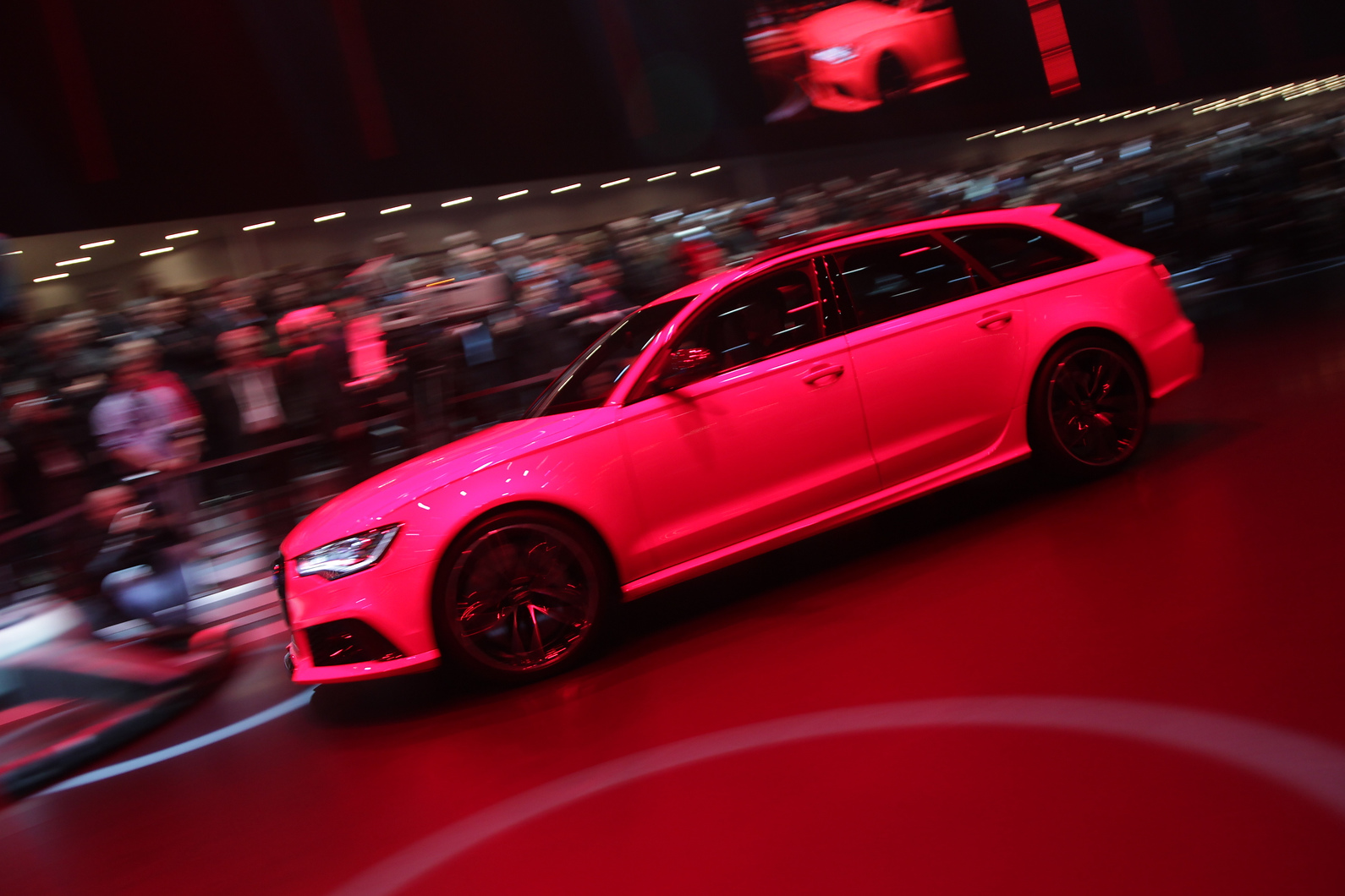 Next Audi RS6 returns to V8 power, with 552bhp.