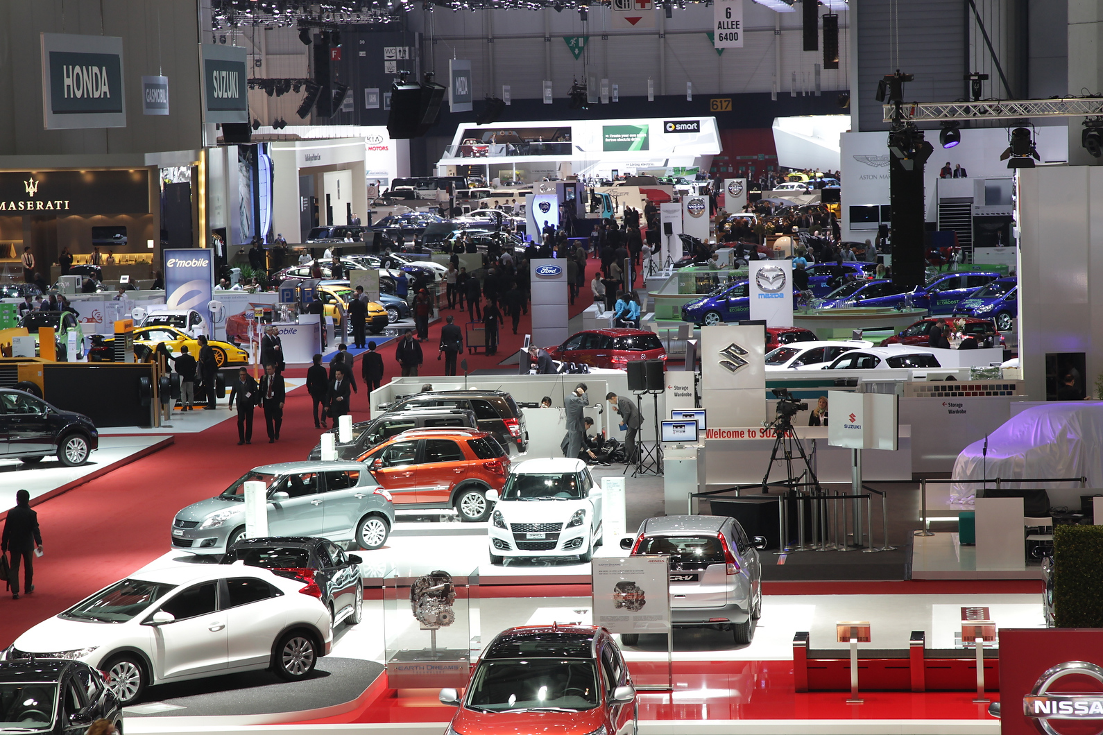 Geneva show is one of the world