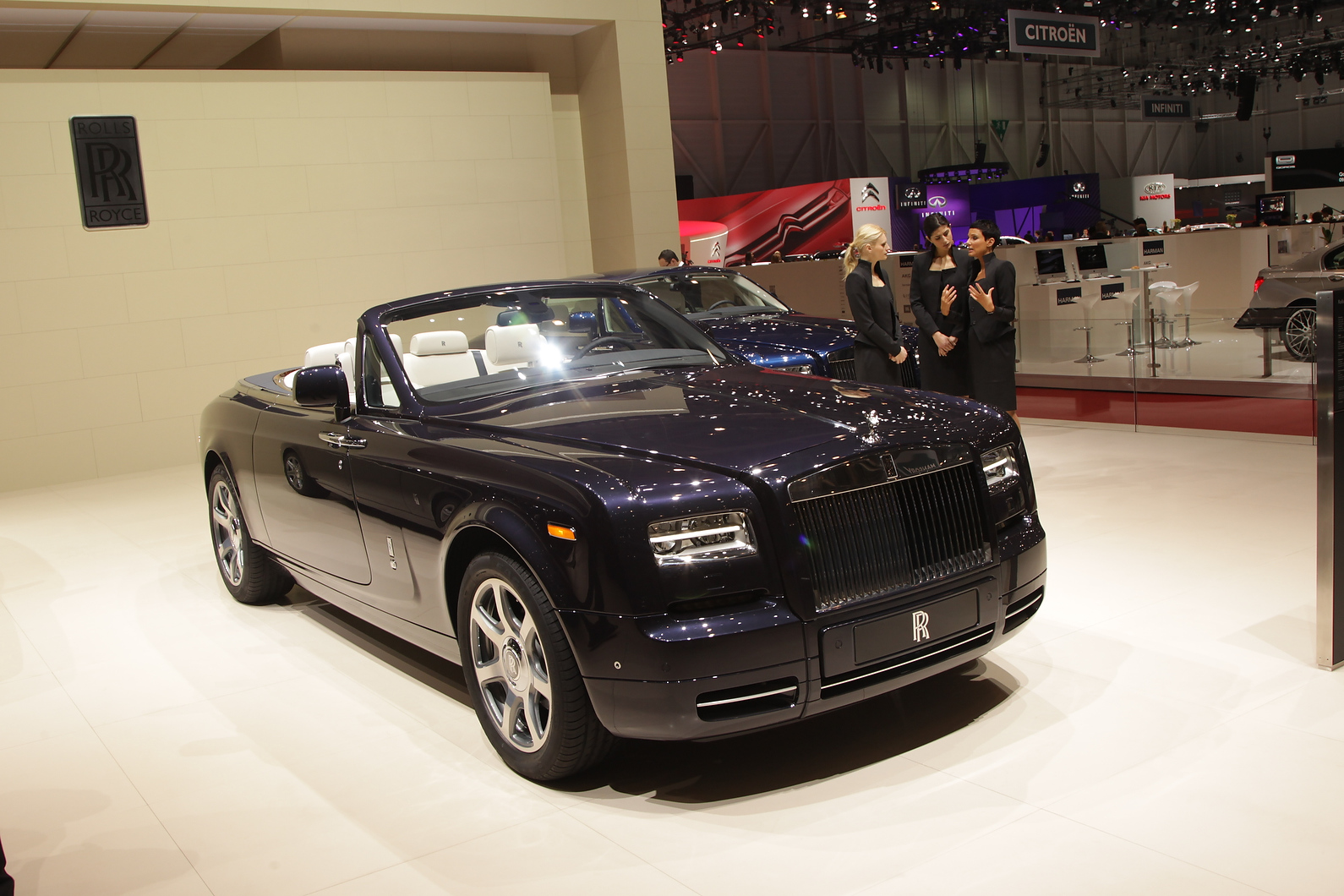 This year marks ten years of the Rolls-Royce Phantom; Drophead arrived in 2007
