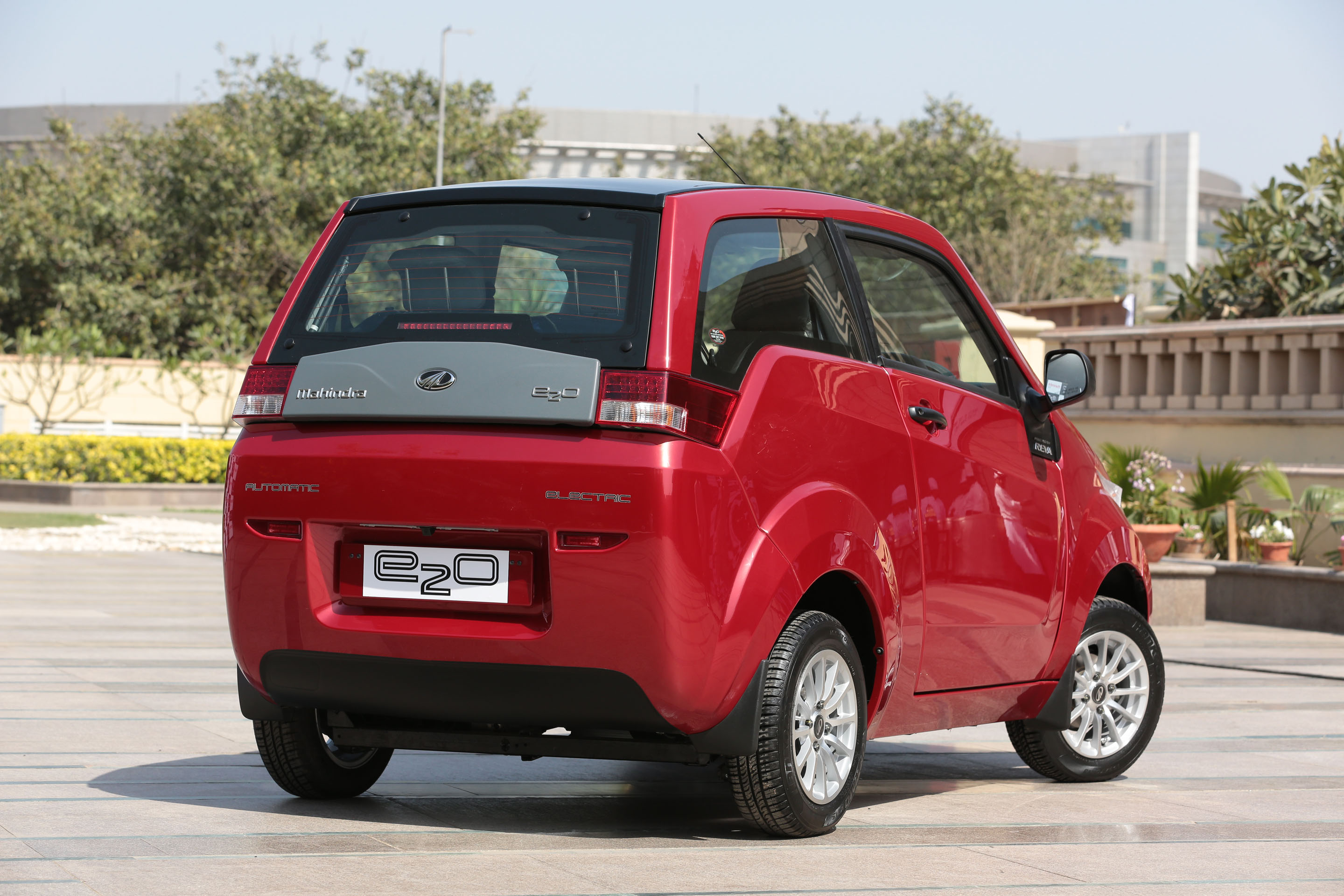 Mahindra E2o Detailed Photo Gallery Car Gallery Others