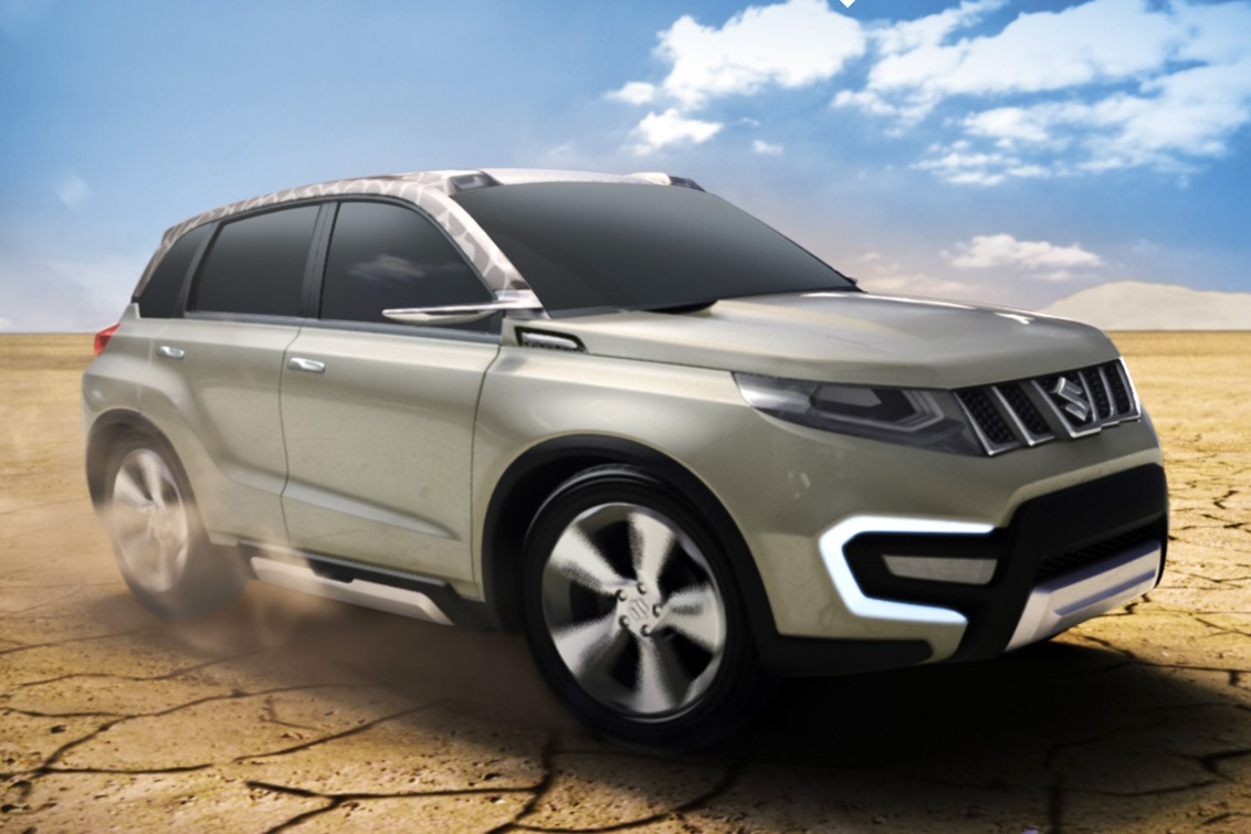 new suzuki iv 4 concept suv photo gallery car gallery suv crossovers autocar india. Black Bedroom Furniture Sets. Home Design Ideas