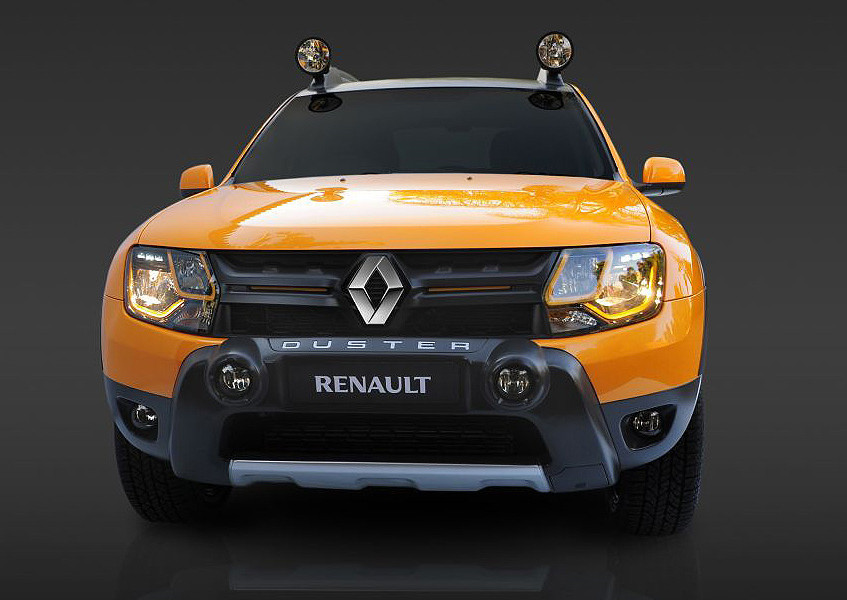 renault duster detour concept photo gallery car gallery suv crossovers. Black Bedroom Furniture Sets. Home Design Ideas