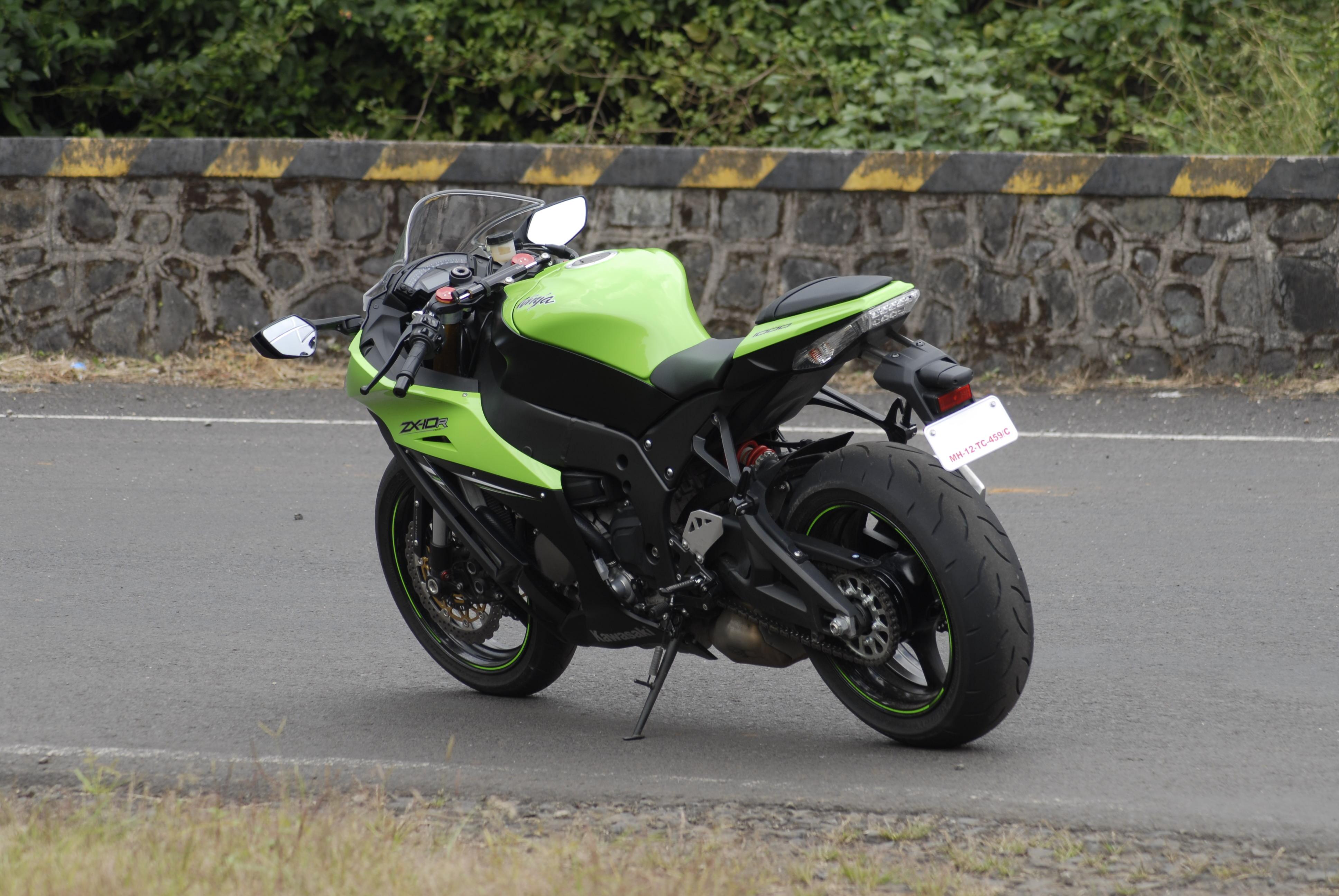 Street Motorcycle Kawasaki Ninja 800cc Price