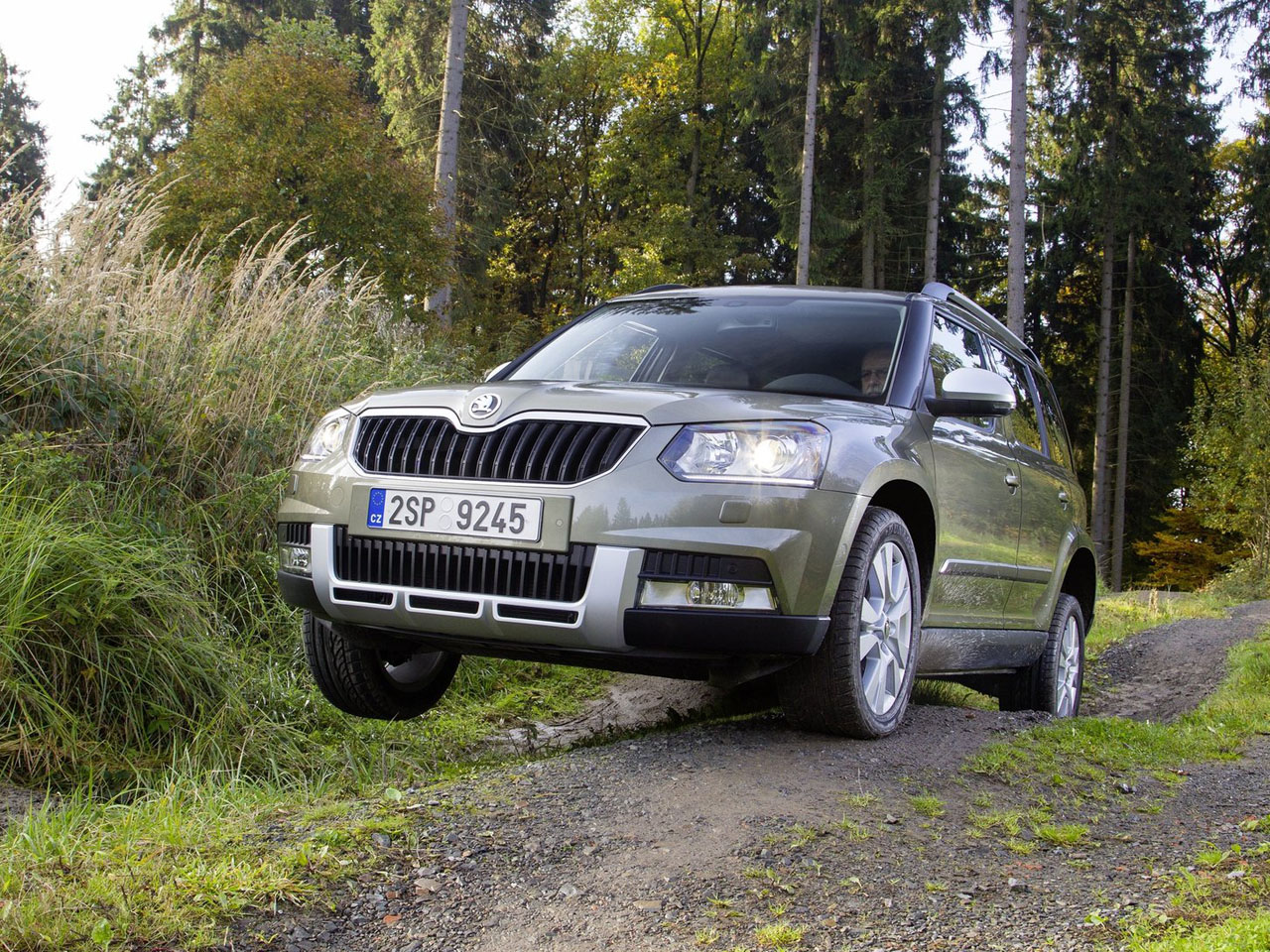 skoda yeti facelift photo gallery car gallery suv crossovers autocar india. Black Bedroom Furniture Sets. Home Design Ideas