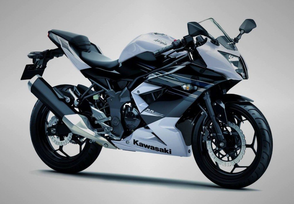 Kawasaki Ninja Rr Mono India