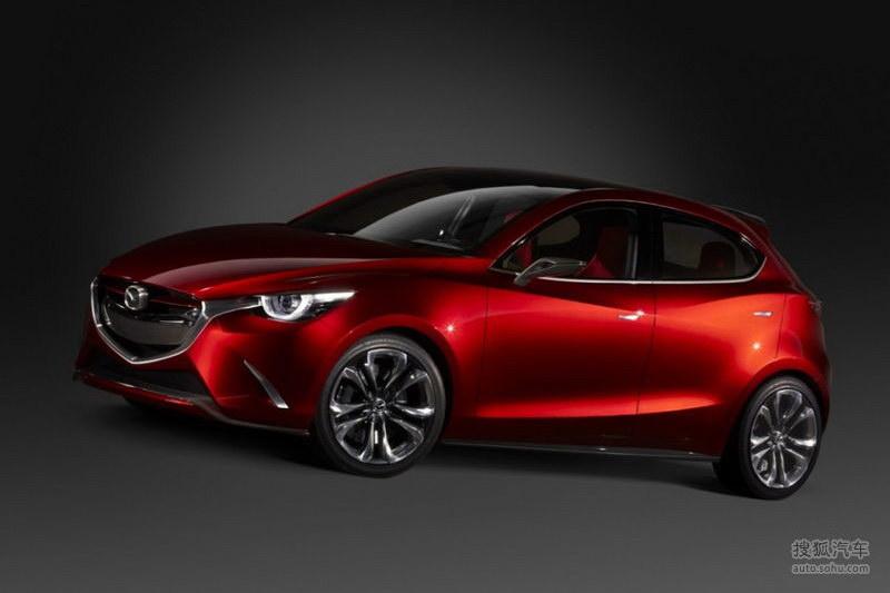 Geneva 2014 Mazda Hazumi Concept Photo Gallery Car