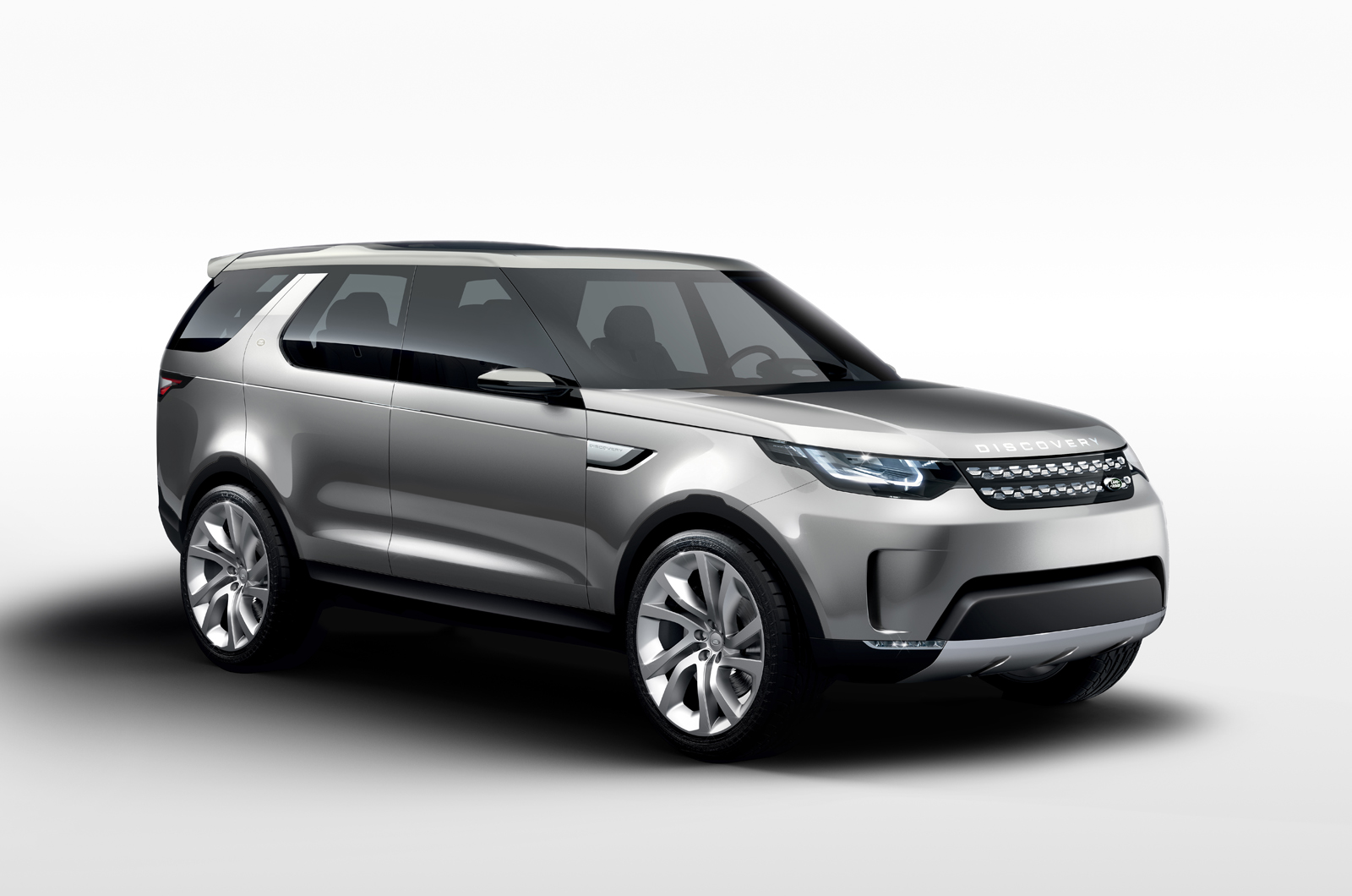 new land rover discovery suv vision concept photo gallery car gallery luxury suvs autocar. Black Bedroom Furniture Sets. Home Design Ideas