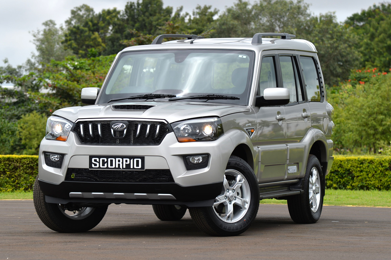 New Mahindra Scorpio Photo Gallery Car Gallery Suv