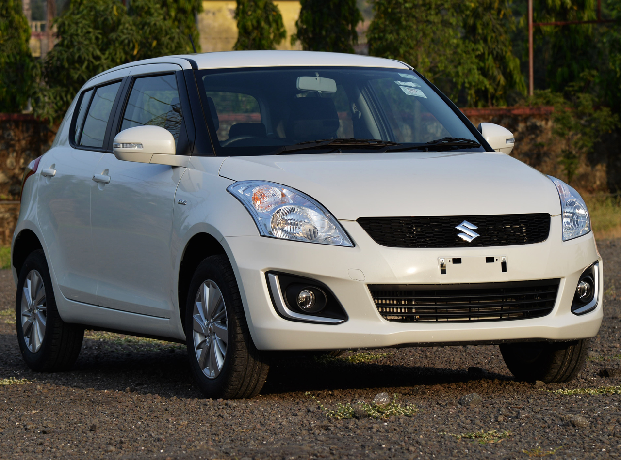 Maruti Swift facelift India photo gallery | Car Gallery ...