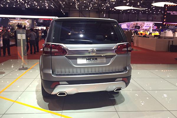 Tata Hexa concept photo gallery | Car Gallery | SUV/Crossovers | Autocar India