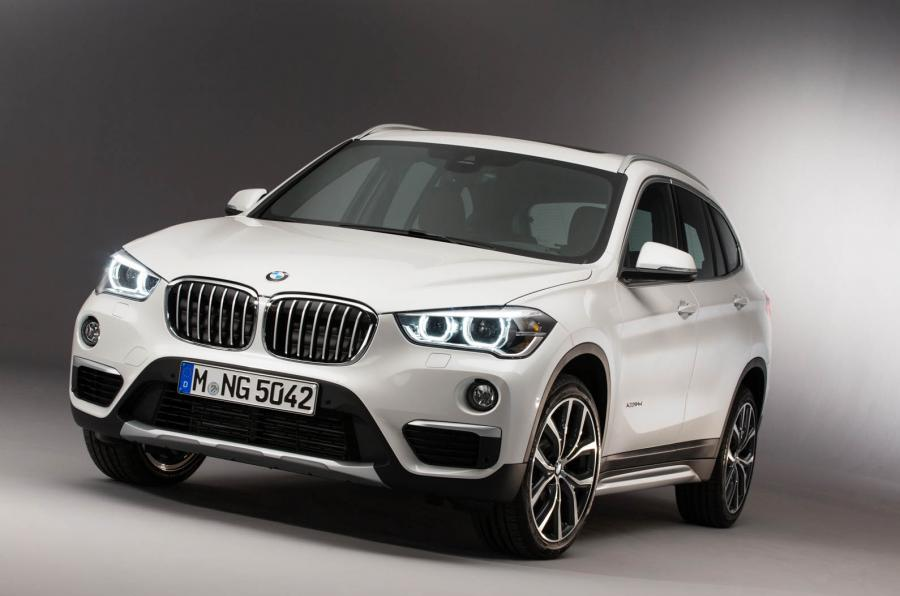 New Bmw X1 Photo Gallery Car Gallery Suv Crossovers