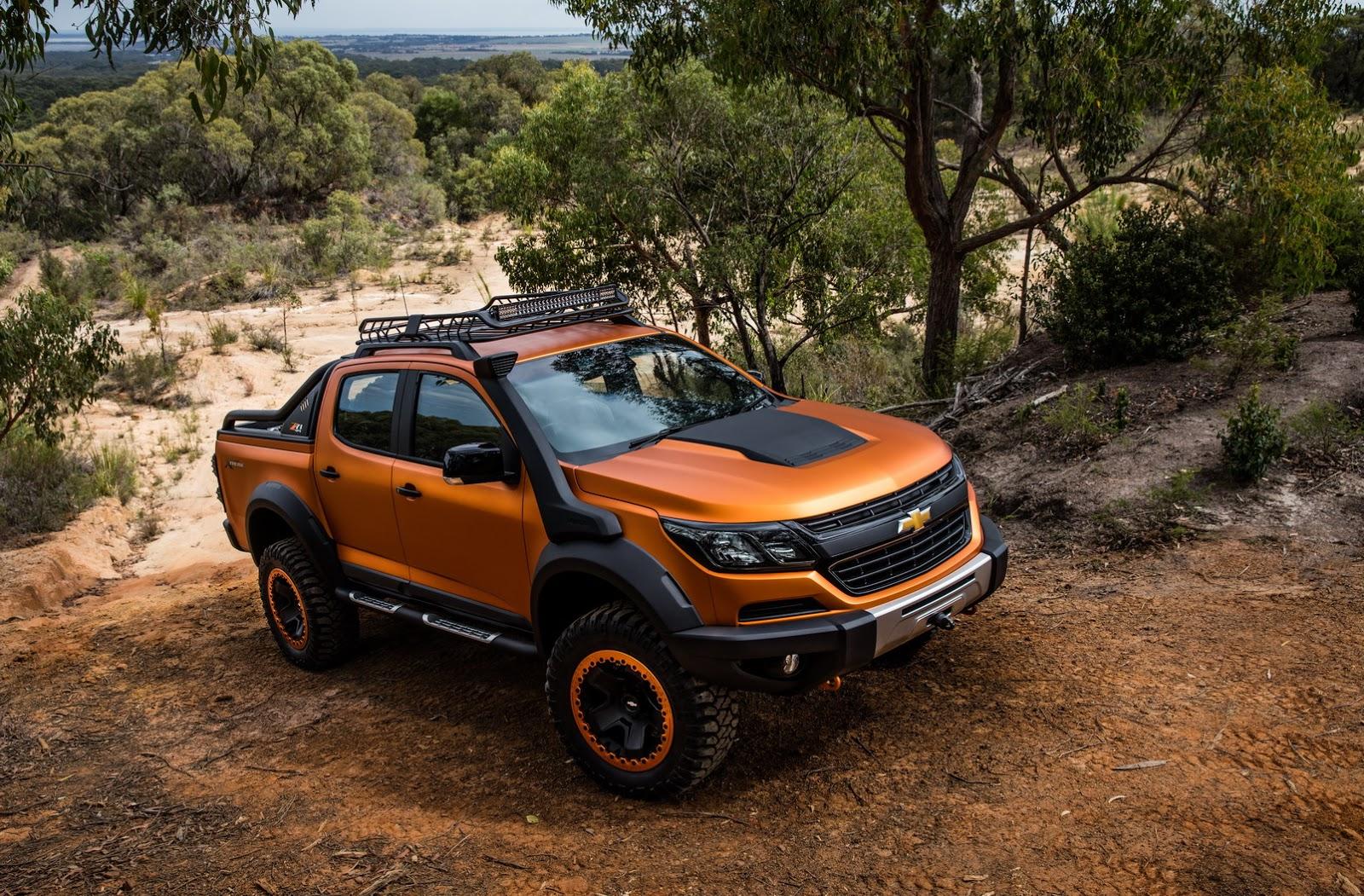 Chevy Colorado Extreme Html Autos Post