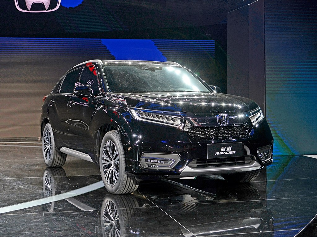 SUV 2017 Honda Avancier