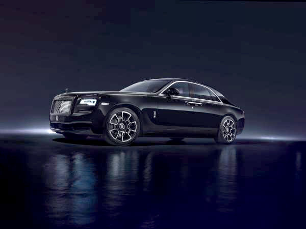 Rolls-Royce Ghost, Wraith Black Badge photo gallery