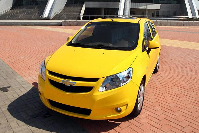 Chevrolet Sail launch by June-July