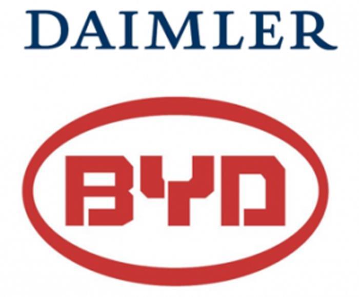 Daimler/BYD brand is named 'Denza'