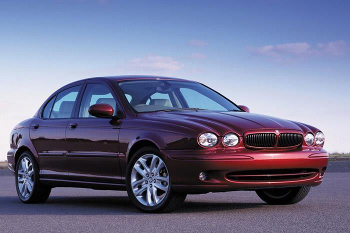 Previous-generation Jaguar X-Type