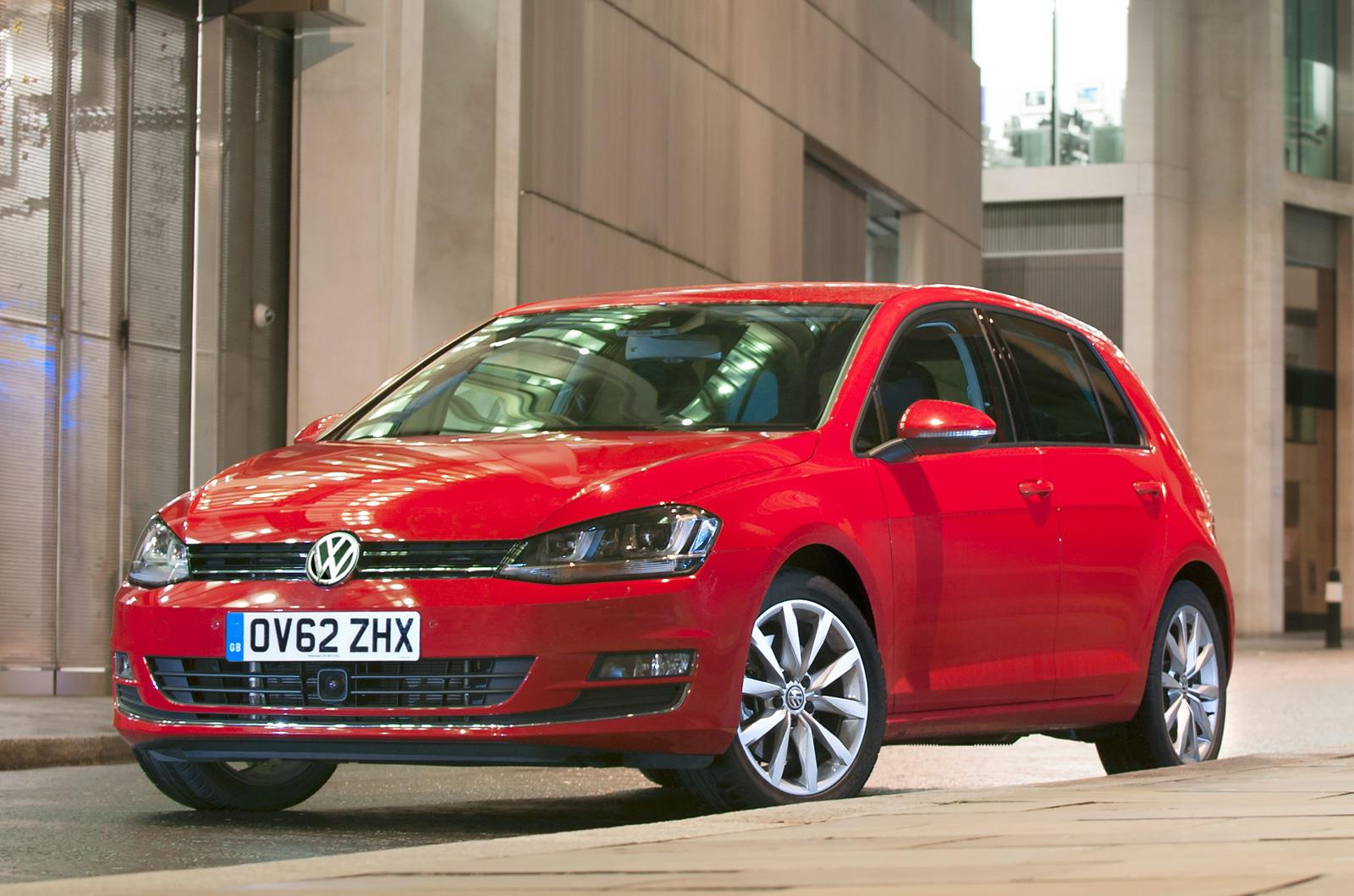 VW Golf crowned European Car of the Year 2013