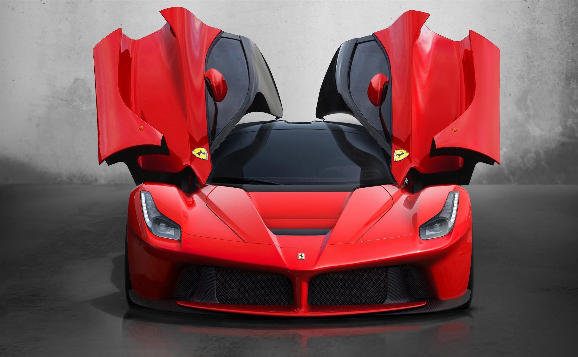 LaFerrari: Ferrari's new 950bhp flagship revealed