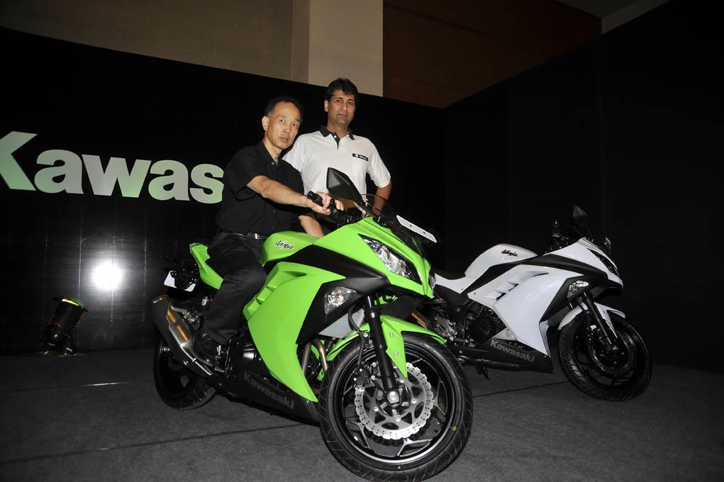 Kawasaki Ninja 300 launched