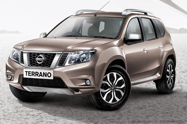Nissan Terrano SUV launch on October 9
