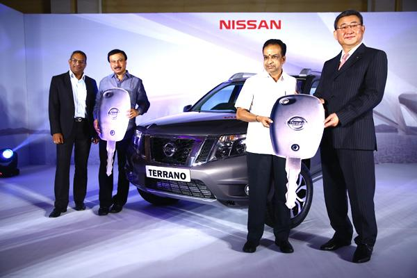 Nissan Terrano SUV launched at Rs 9.59 lakh