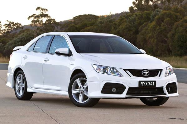 The Toyota Camry will no longer be made locally for the Australian market.