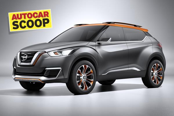 SCOOP! Nissan readies EcoSport rival