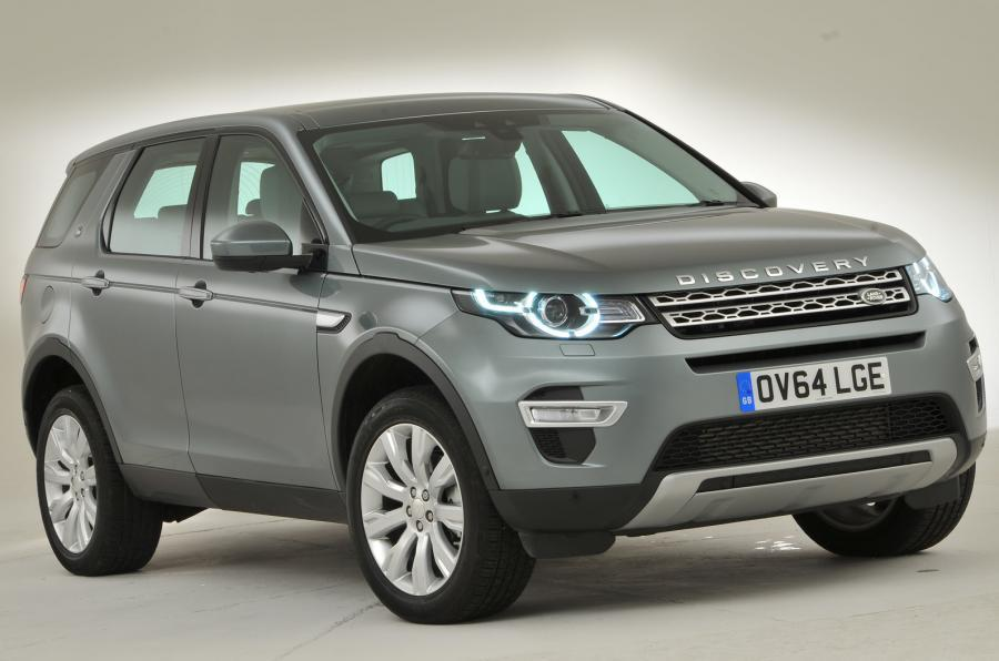 Land Rover Discovery Sport to get new engine