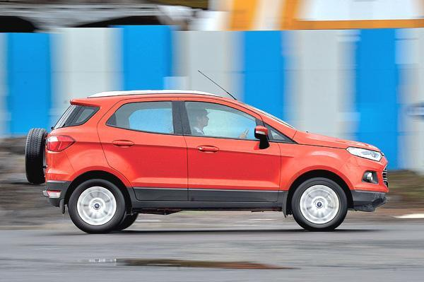 Made-in-India Ford EcoSport sells 2,00,000 units worldwide