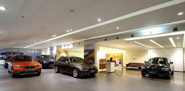 BMW introduces 360 degree programme in India