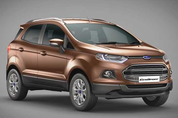 Updated Ford EcoSport launched at Rs 6.79 lakh