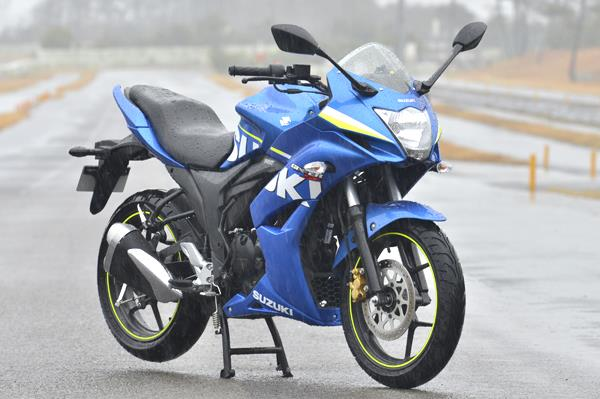 Suzuki two-wheelers now available on Snapdeal
