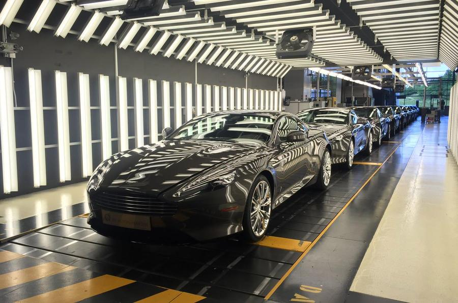 Aston Martin DB9 production ends after 13 years