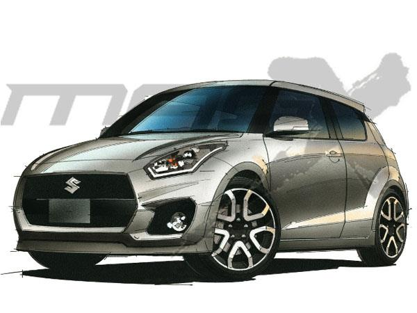 Next-gen Swift slated for a March 2017 unveil