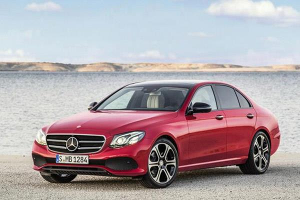 Mercedes to launch nine new models globally in 2017