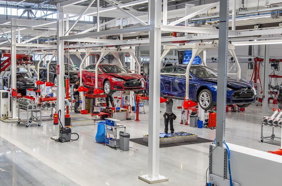 Tesla mulling Gigafactory for India