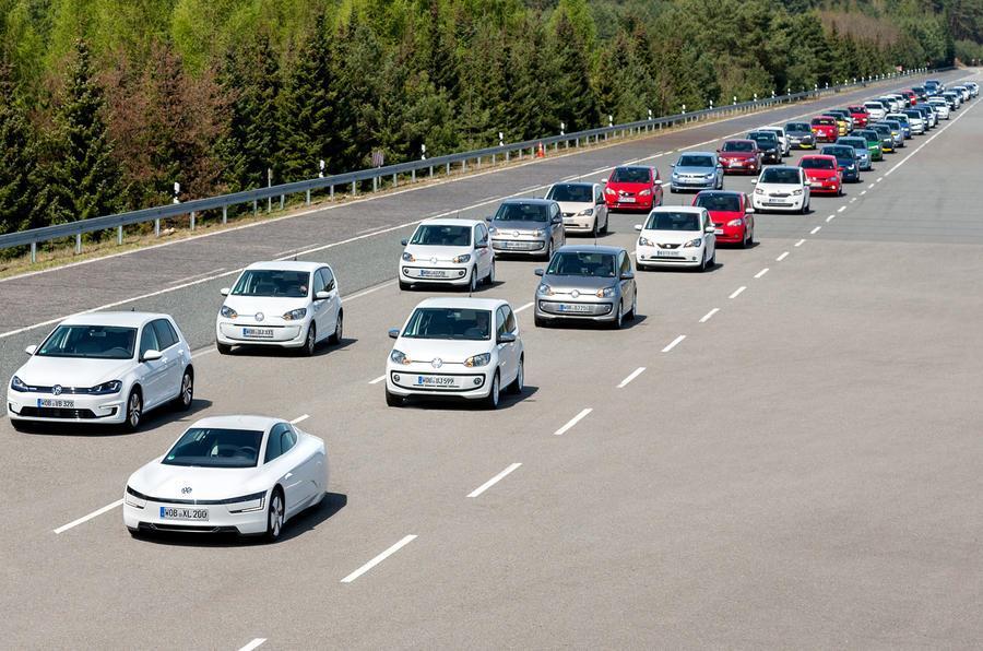 VW becomes world's top car maker despite emissions scandal